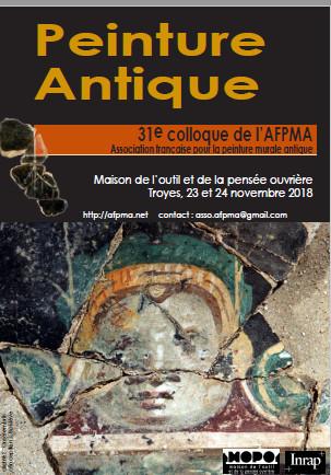Affiche AFPMA 2018